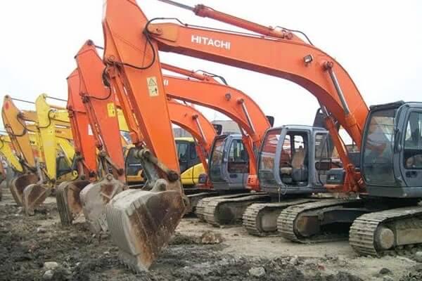 Excavator 20 Ton